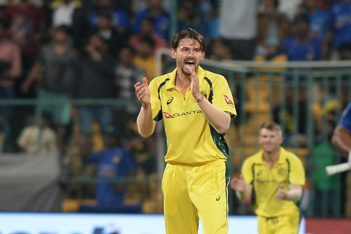 Aussies gear up ahead of 1st ODI match against India