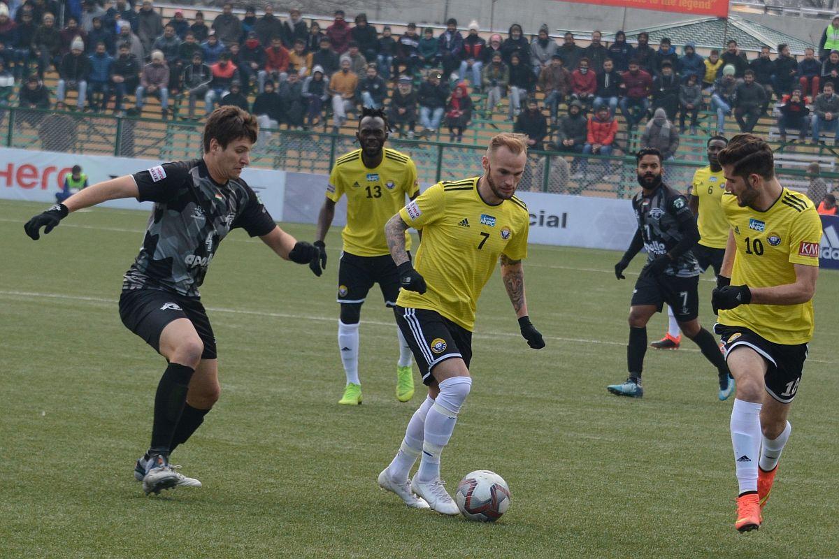 Real Kashmir FC, Punjab FC, I-League 2019-20