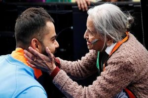 Team India's 87-year-old World Cup supefan Cricket Dadi passes away
