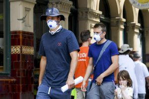 Air quality of Melbourne 'worst in the world', authorities issue health warning