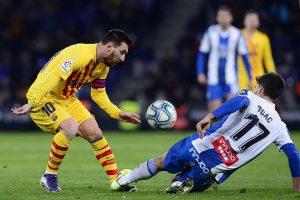 Spain mulling return of fans for La Liga 2020/21 season