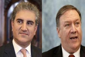 Mike Pompeo meets Pak FM Qureshi, discusses Iran, Afghanistan and bilateral issues