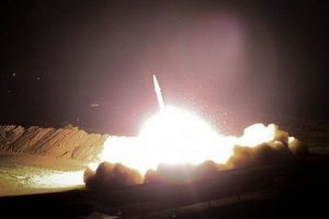 80 'American terrorists' killed in missile strikes in Iraq, claims Iran state TV