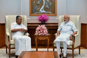 Kerala CM requests Centre to resume flight services to Dubai