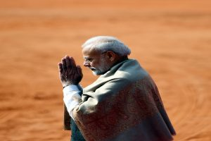 Prime Minister Modi greets nation on 71st Republic Day