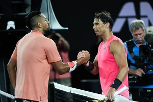Australian Open 2020: 'Super Salty' Rafael Nadal gets better of Nick Kyrgios