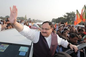 Politics meaningless without religion, says BJP working president JP Nadda
