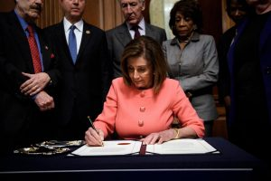 Trump impeachment: House of representatives sends articles to Senate, all set for trial