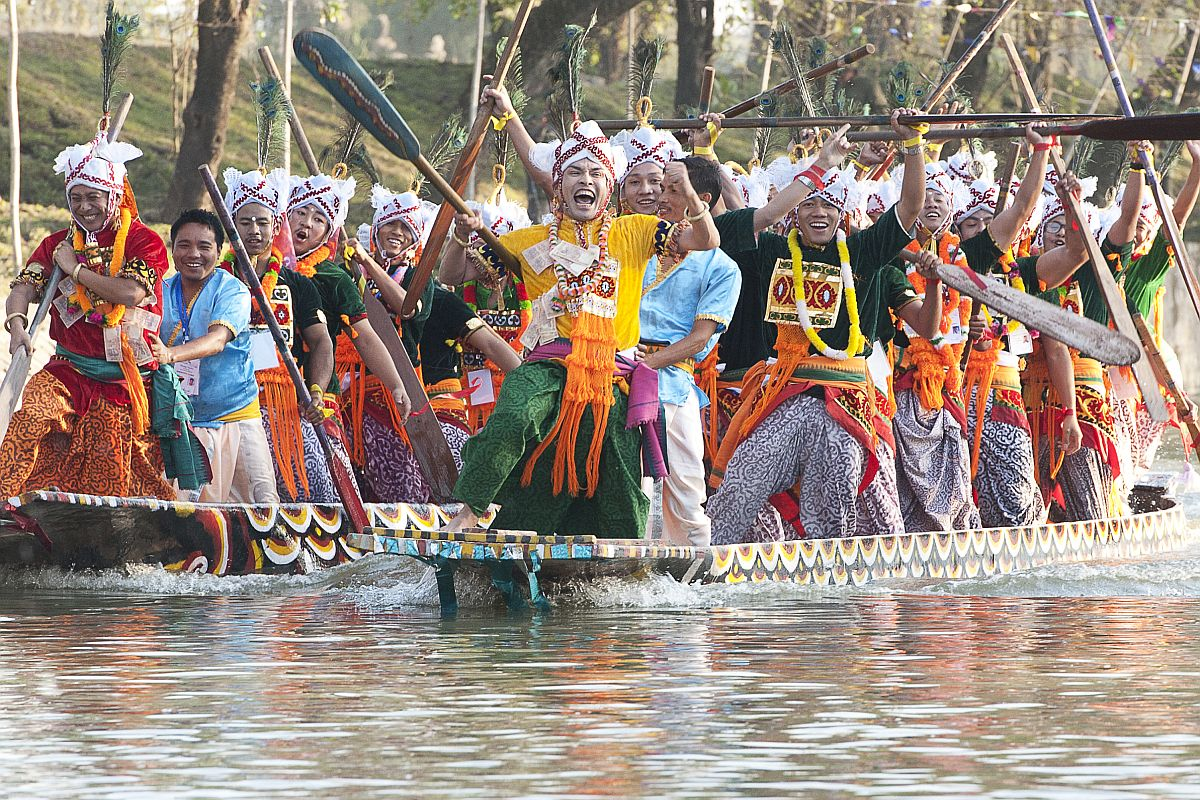 Tripura, Manipur and Meghalaya,