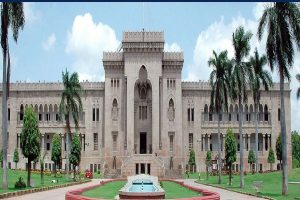 Osmania University professor held for alleged links with Maoists