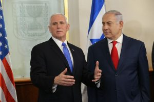 White House to release Middle East peace plan next week: Mike Pence