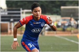 Edmund Lalrindika signs new two-year deal with Bengaluru FC
