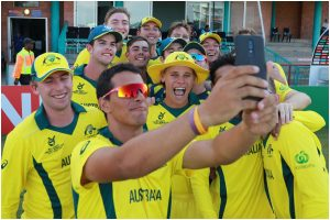 ICC U-19 WC: Australia edge past England by two wickets, WI maul Nigeria by 246 runs