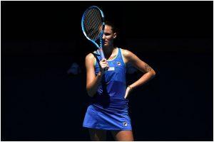 Australian Open 2020: Karolina Pliskova follows exit-trend; Angelique Kerber, Simona Halep safe