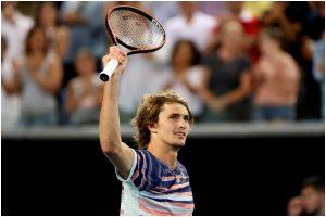 Australian Open 2020: Alexander Zverev eases past Fernando Verdasco in 3rd round