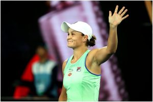 Australian Open 2020: Wolrd No 1 Ashleigh Barty overcomes three-setter for QF berth