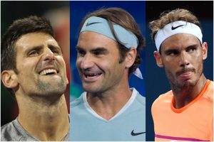 Big Three showing no sign of incompetence, says 'NextGen' will not win Grand Slam this year