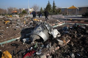 Ukrainian jet was downed by two short-range missiles: Iran