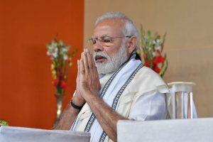'Citizenship Act is not to revoke anyone's citizenship': PM Modi at Belur Math