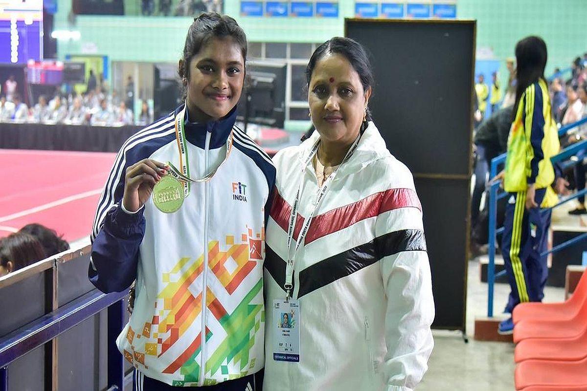 Khelo India Youth Games, Tripura, Maharashtra, Priyanka Dasgupta