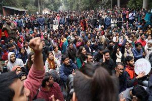 'JNU hotbed of anti-nationals, we attacked them': Hindu Raksha Dal claims responsibility
