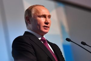 Russian President Vladimir Putin to launch TurkStream in Istanbul on Wednesday