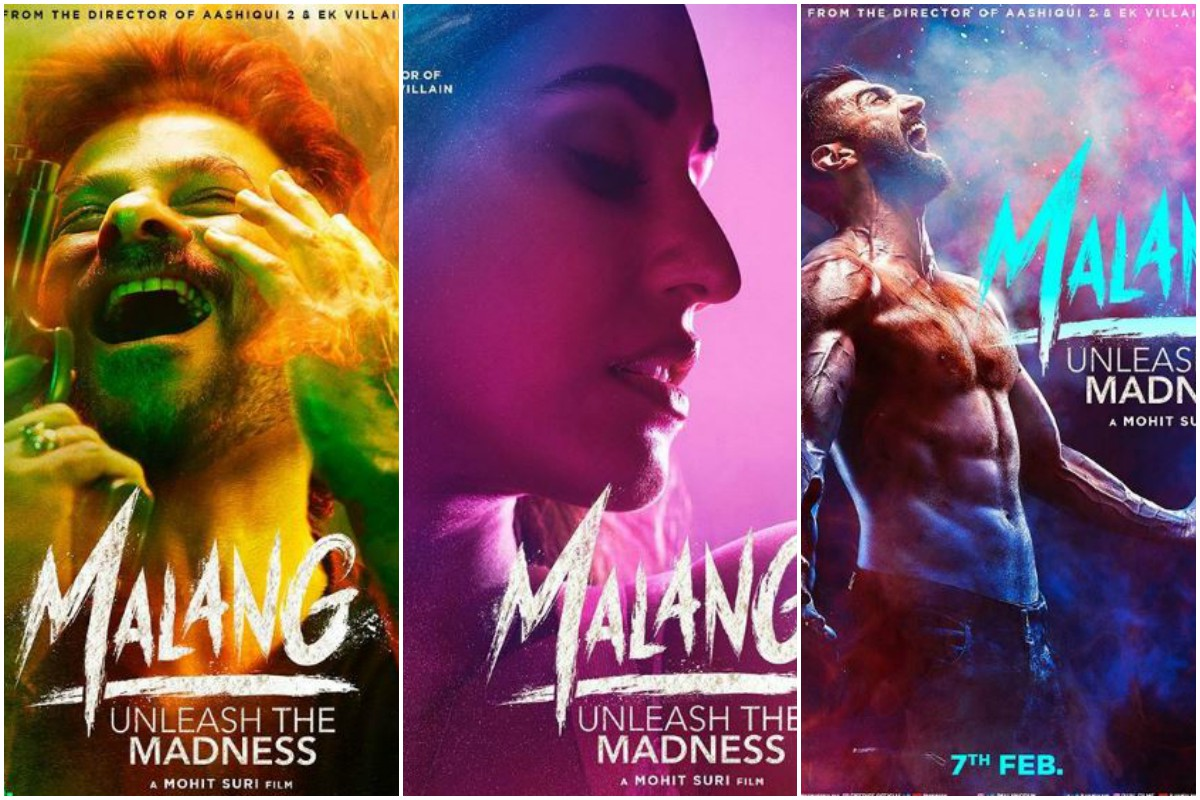 Malang First Look Posters Out Check Now