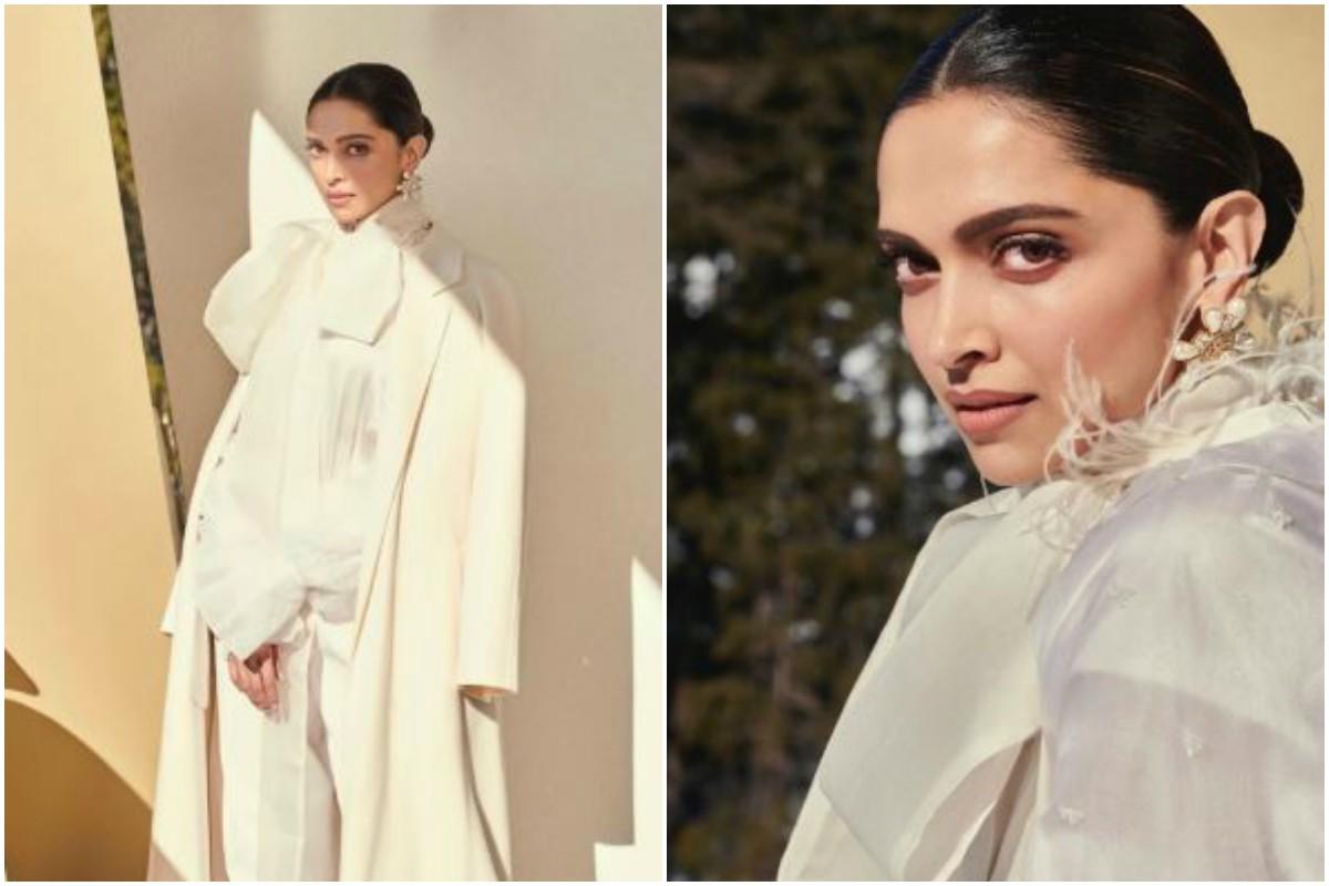 All-white, Deepika Padukone, Sonam Kapoor