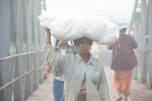 Myanmar denies genocide in Rakhine state
