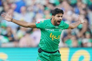 BBL: Haris Rauf follows Rashid Khan, takes second hat-trick of the day