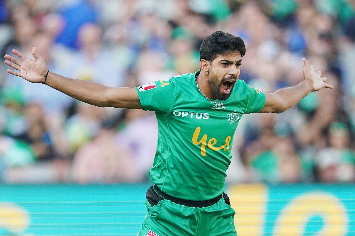 BBL: Haris Rauf follows Rashid Khan, takes second hat-trick of the day