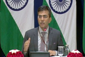 We are in touch with Japanese side, hope to finalise Indo-Japan summit soon: MEA