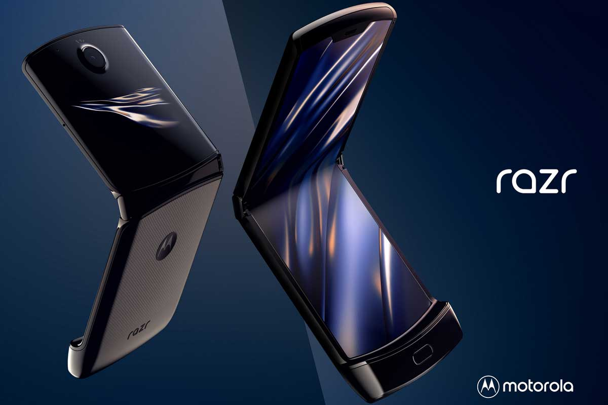 Moto Razr fold may be launched on February 6