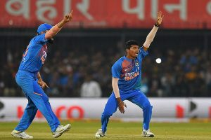 When Navdeep Saini breached the 150kmph-mark to unsettle Sri Lanka batters