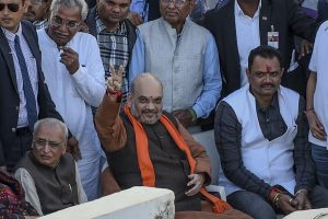 'Not going back on CAA, those who want to protest may continue', says Amit Shah