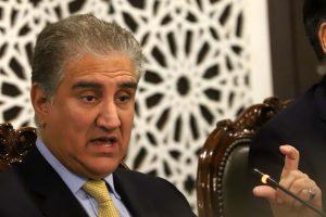 Pak FM Qureshi talks Afghan peace, Middle East crisis with Qatari FM