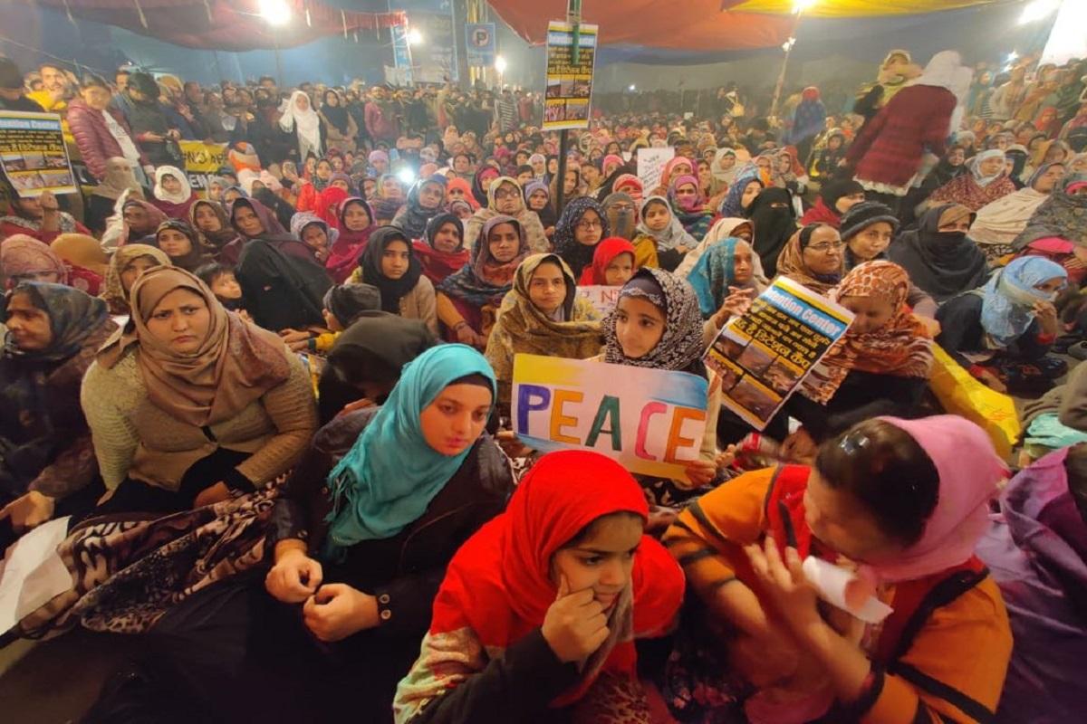 Dissent, Delhi, Noida, Shaheen Bagh