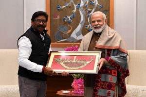 PM assured rights of tribals will be protected: Hemant Soren after meeting PM Modi