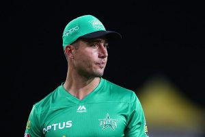 Big Bash League: Marcus Stoinis fined for directing homophobic slur at Kane Richardson
