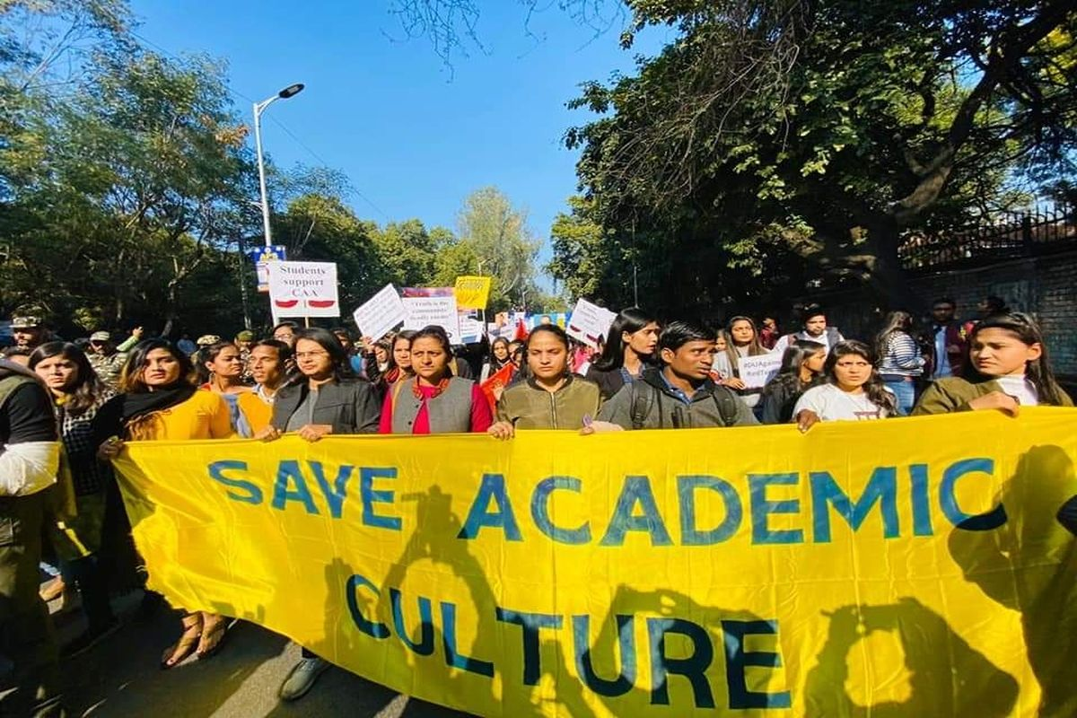 From 1905 Eden College Calcutta to 2019 Jamia, students' voice remains 'iron backbone' of democ