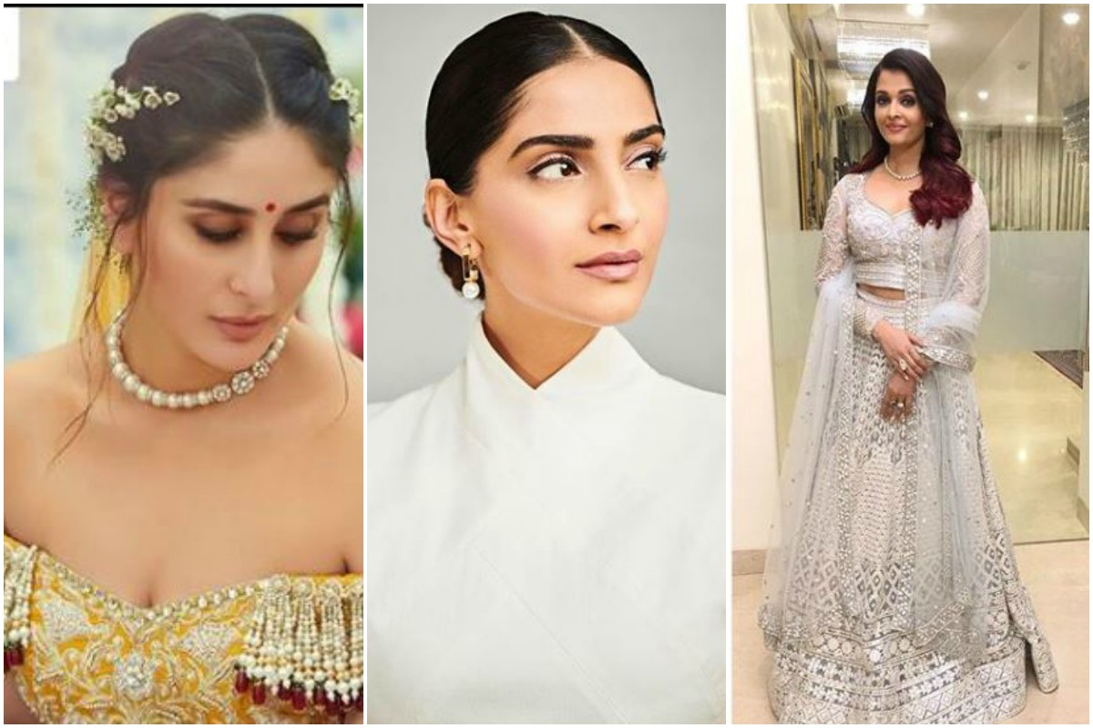 Bollywood stars making pearls their first choice