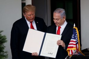 Donald Trump unveils Middle-East plan for 'realistic 2-state' deal, 'undivided' Israeli Jerusalem
