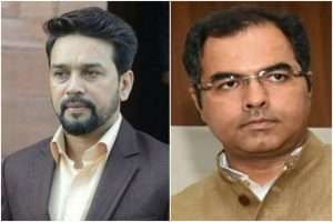 EC bans Anurag Thakur for 72 hours, Parvesh Verma for 96 hours from campaigning for Delhi polls