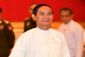 Myanmar Prez promises probe into Rakhine war crimes