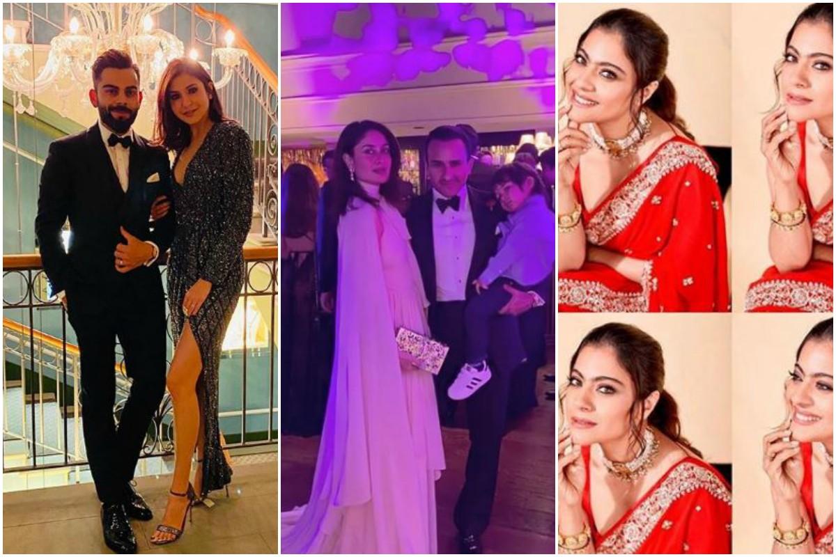 Happy New Year 2020, Kajol Devgan, Anushka Sharma, Kareena Kapoor Khan