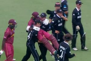 ICC U19 World Cup: New Zealand cricketers carry injured West Indies batsman off field