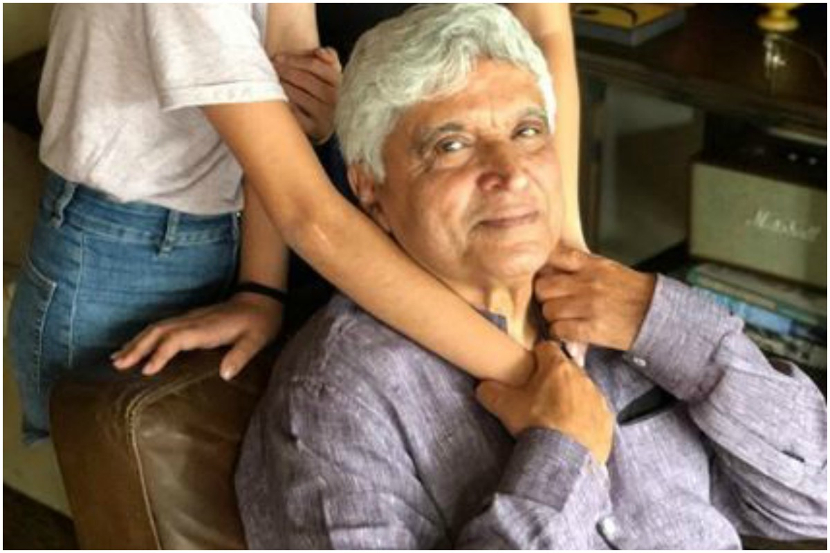 Happy Birthday Javed Akhtar: Farhan Khan posts an adorable wish for father