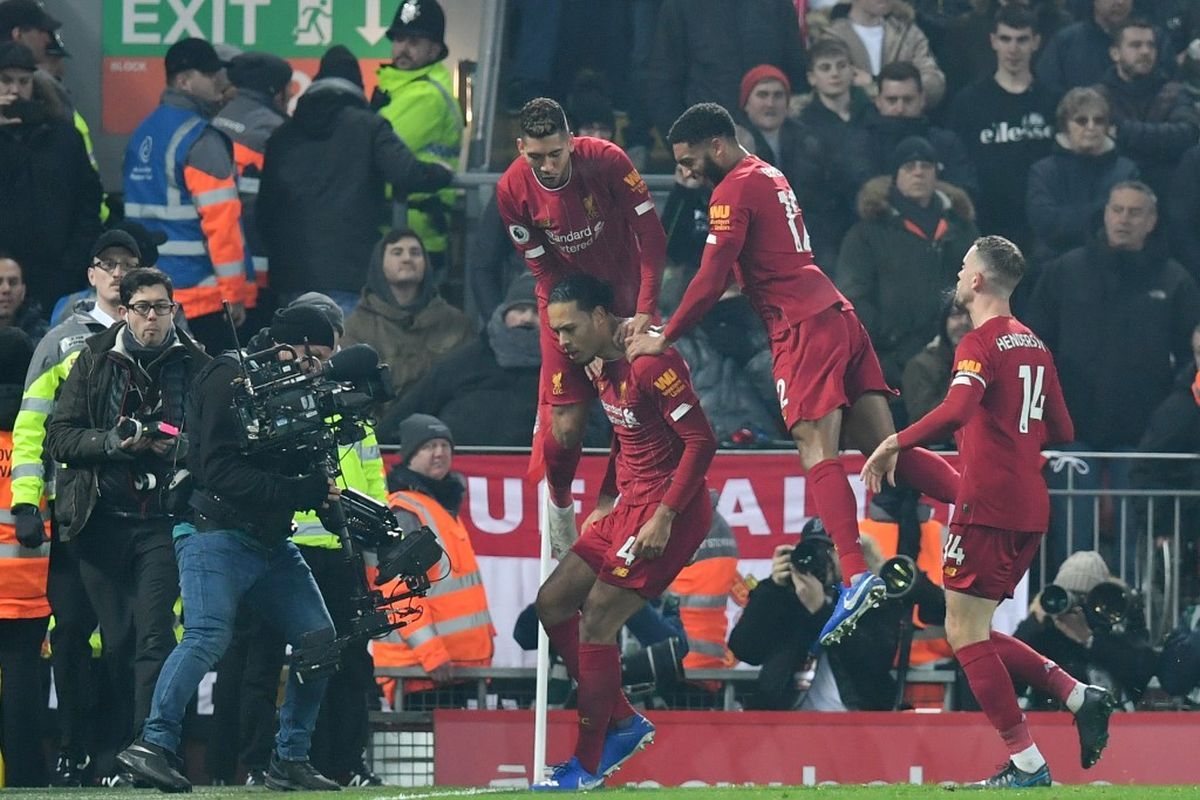 Manchester United, Liverpool, Premier League, English Premier League, David de Gea, Virgil van Dijk, Roberto Firmino