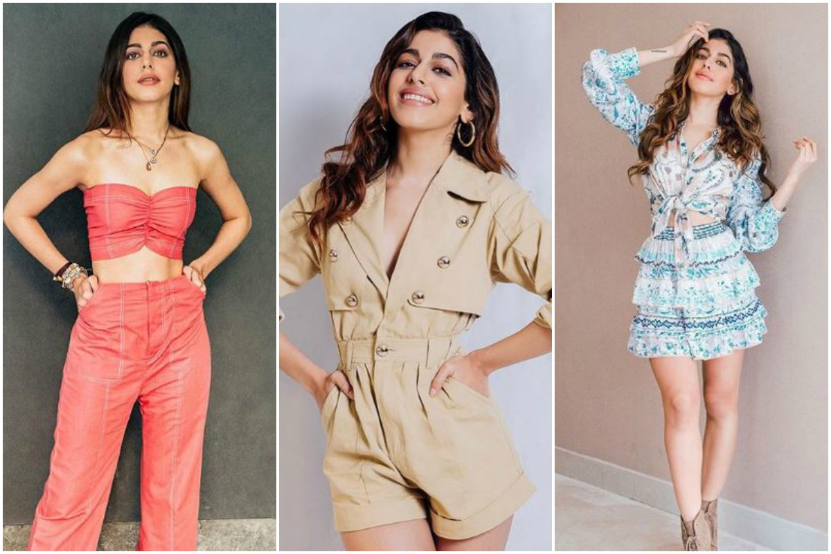 Here's why Alaya F is a fashion icon for youth