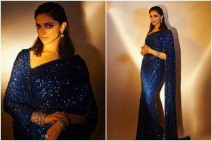 Deepika Padukone dazzles as she opts for sequins at Chhapaak screening